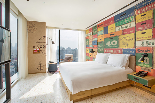 Kaohsiung 3 Days 2 Nights Hotel Package (Airline: CX)